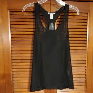 NWT  Forever 21 mesh tank top